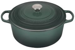 Le Creuset Signature Cast Iron 9 qt. Round Dutch Oven - Artichaut