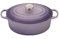 Le Creuset Signature Cast Iron 5 qt. Oval Dutch Oven - Provence