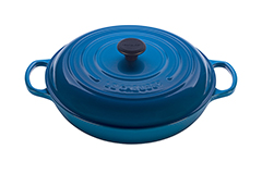Le Creuset Signature Cast Iron 5 qt. Braiser - Marseille