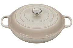Le Creuset Signature Cast Iron Meringue Braisers