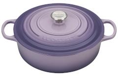 Le Creuset Signature Cast Iron 6 3/4 qt. Round Wide Dutch Oven - Provence