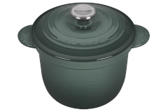 Le Creuset Enameled Cast Iron 2 1/4 qt. Rice Pot w/Insert - Artichaut