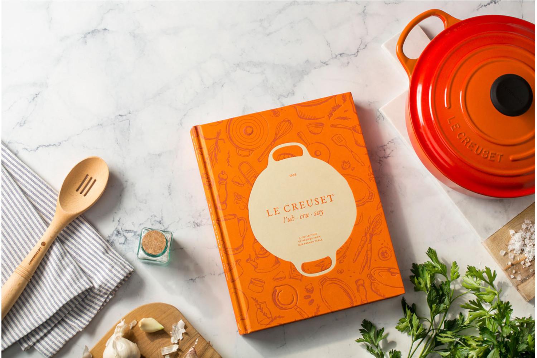 Le Creuset 2018 Cookbook