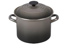 Le Creuset Enamel on Steel 6 qt. Stock Pot - Oyster