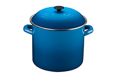 Le Creuset Enamel on Steel 16 qt. Stock Pot - Marseille