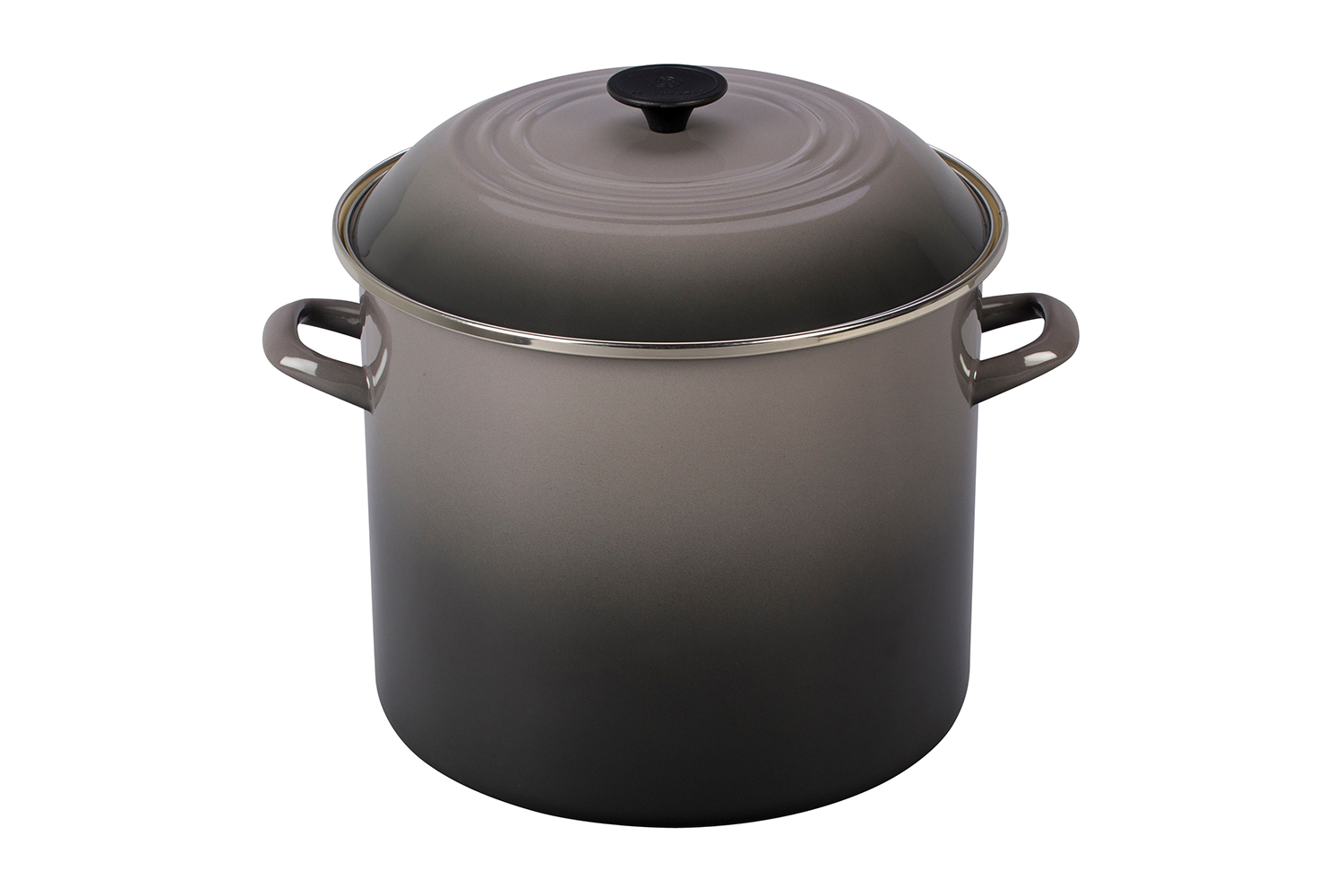 Le Creuset Enamel on Steel 16 qt. Stock Pot - Oyster