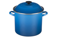 Le Creuset Enamel on Steel 10 qt. Stock Pot - Marseille