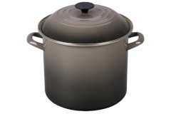 Le Creuset Enamel on Steel 10 qt. Stock Pot - Oyster