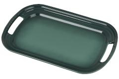 Le Creuset Stoneware 16 1/4 inch Serving Platter - Artichaut