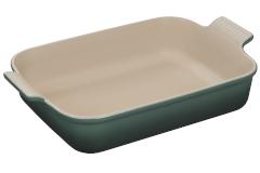 Le Creuset Heritage Stoneware 4 qt. Rectangular Dish - Artichaut
