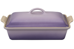 Le Creuset Heritage Stoneware 4 qt. Covered Rectangular Casserole - Provence