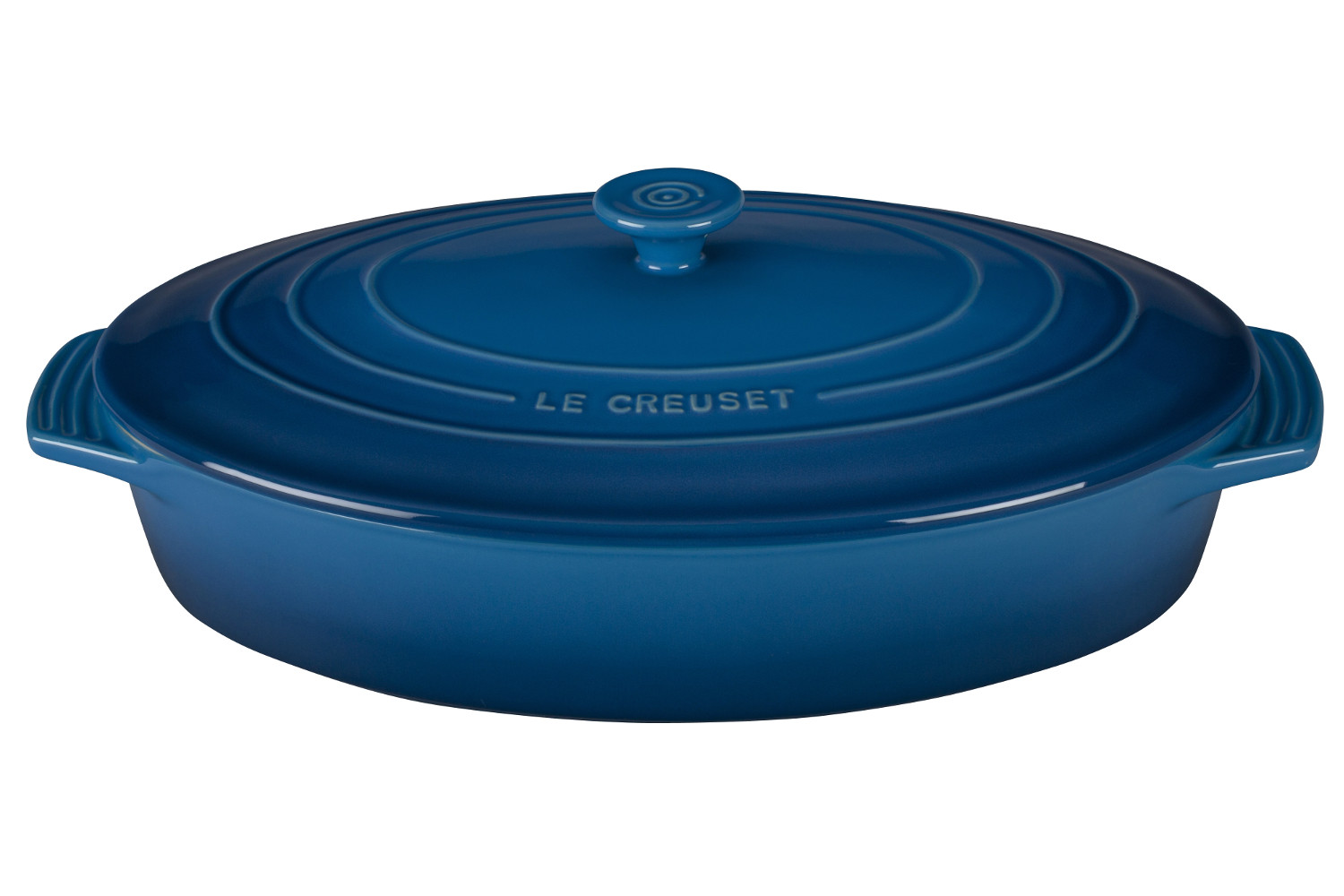 Le Creuset Stoneware 3 3/4 qt. Covered Oval Casserole - Marseille