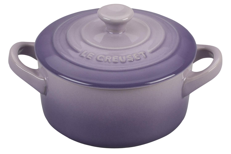 Le Creuset Stoneware Mini Round Cocotte - Provence