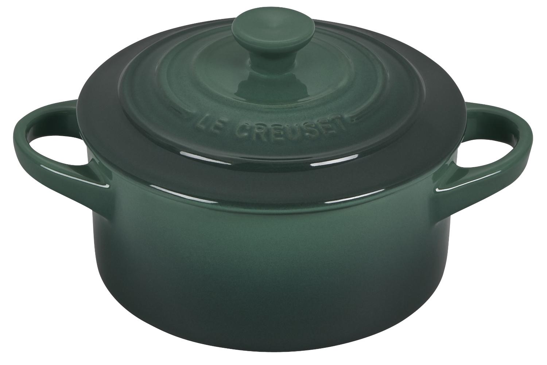 Le Creuset Stoneware Mini Round Cocotte - Artichaut