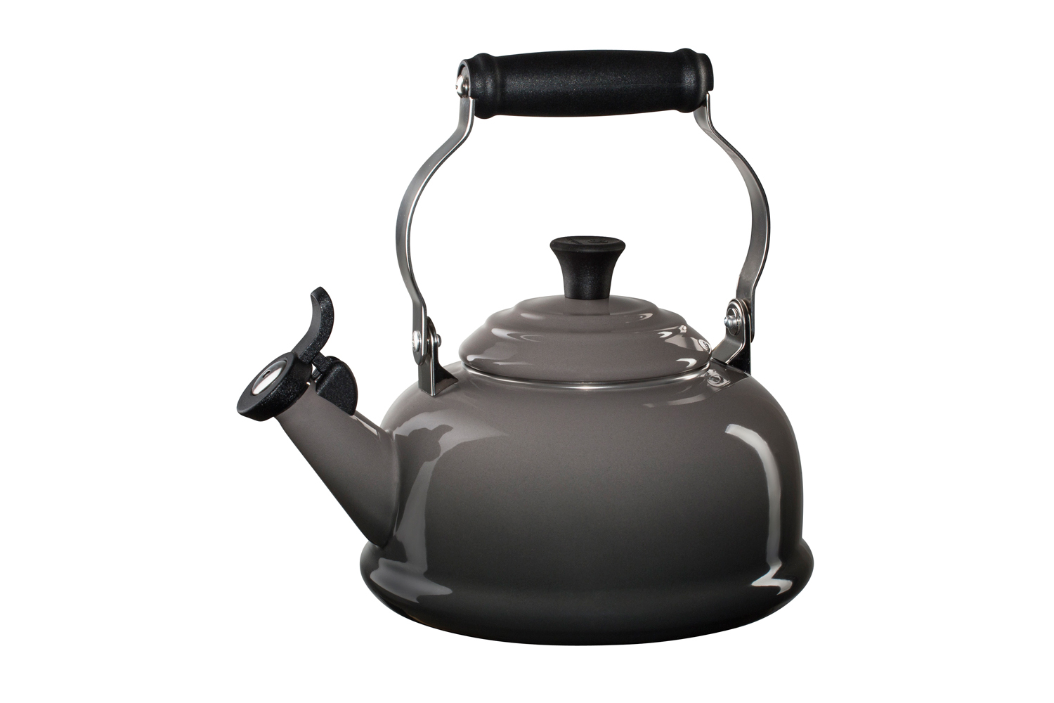 Le Creuset Classic Whistling Tea Kettle - Oyster