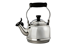 Le Creuset Demi Tea Kettle - Stainless Steel