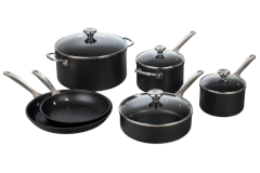 Le Creuset Toughened Nonstick 10 Piece Cookware Set