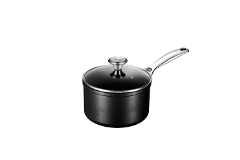Le Creuset Toughened Nonstick 2 qt. Saucepan w/Glass Lid