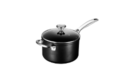 Le Creuset Toughened Nonstick 3 qt. Saucepan w/Glass Lid