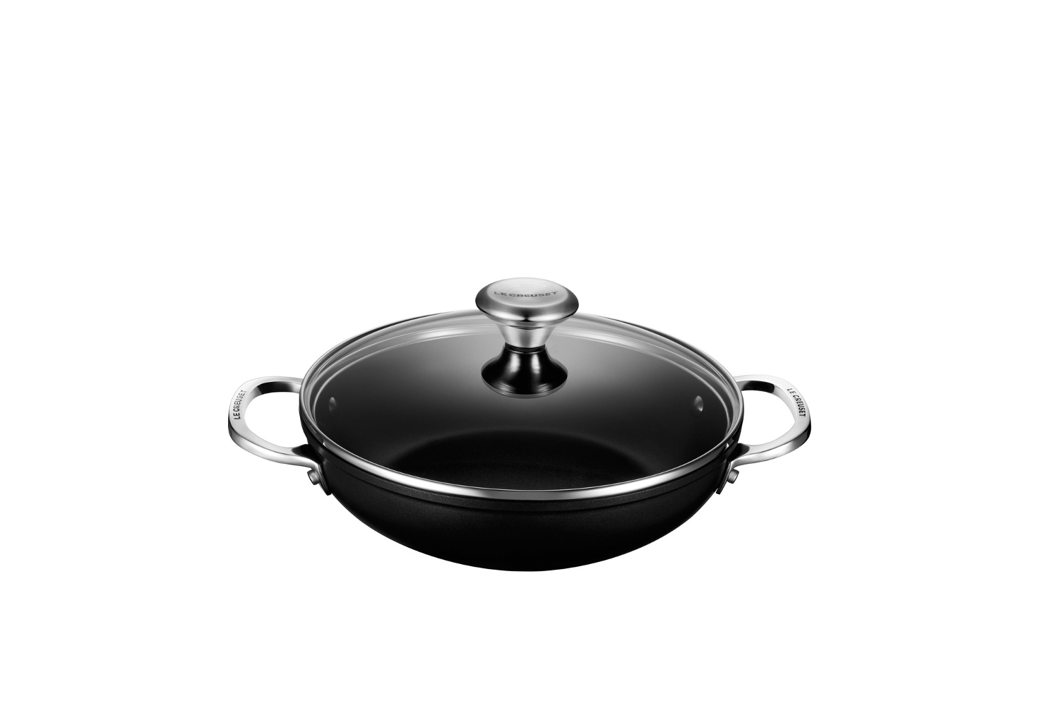 Le Creuset Toughened Nonstick 2 1/2 qt. Casserole w/Glass Lid