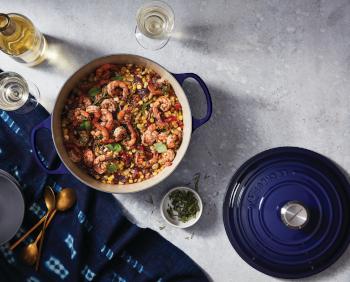 Le Creuset Indigo Cookware