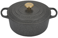 Le Creuset Signature Cast Iron Stone Round Dutch Ovens