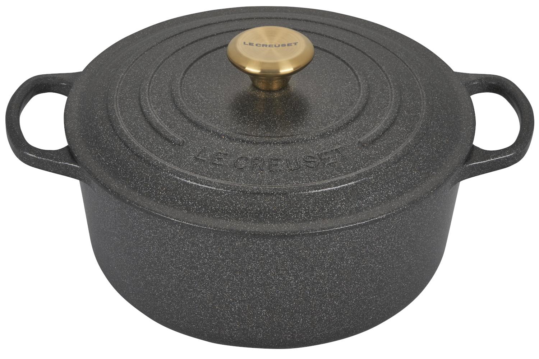 Le Creuset Signature Cast Iron Stone Round Dutch Ovens