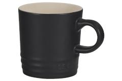 Le Creuset Stoneware Espresso Mug - Licorice