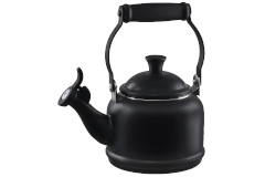 Le Creuset Demi Tea Kettle - Licorice