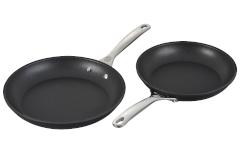 Le Creuset Toughened Nonstick PRO 9 1/2 & 11 inch Fry Pan Set