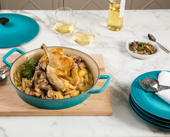 Le Creuset Caribbean Cookware