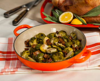 Le Creuset Flame Cookware