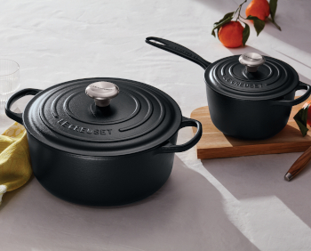 Le Creuset Licorice Cookware