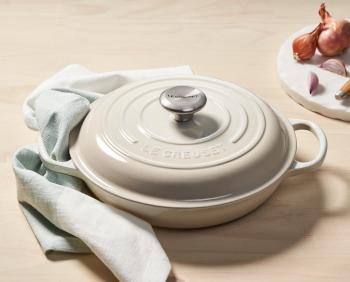 Le Creuset Meringue Cookware