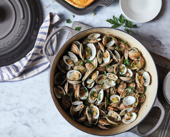 Le Creuset Oyster Cookware