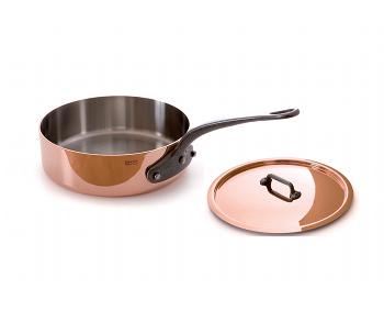 2.5mm Copper Saute Pans