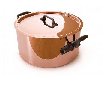 2.5mm Copper Stock Pots