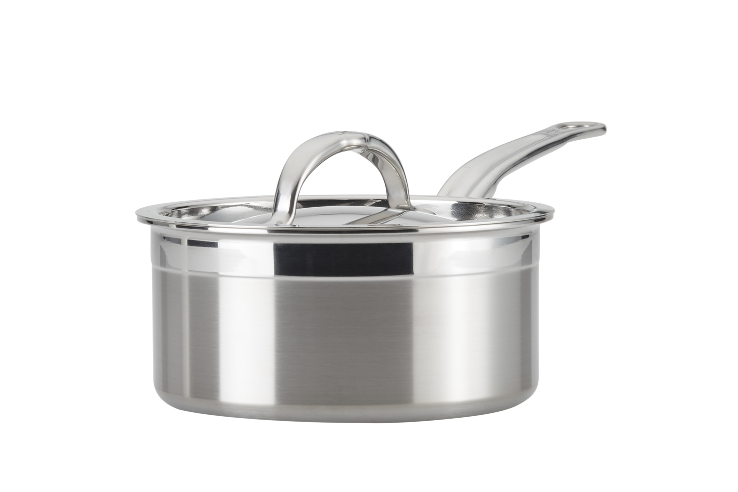 Hestan ProBond Forged Stainless Steel 1 1/2 qt. Sauce Pan w/Lid