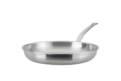 Hestan ProBond Forged Stainless Steel 12 1/2 inch Open Skillet