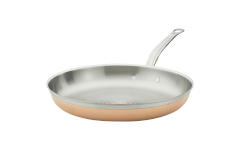 Hestan CopperBond Copper Induction 12 1/2 inch Open Skillet