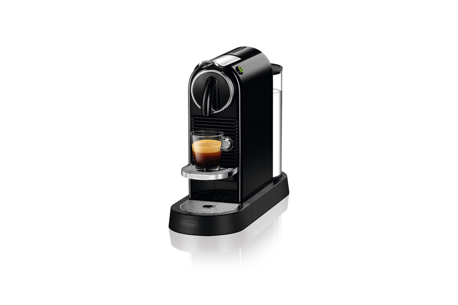 Nespresso CitiZ Espresso Machine by De'Longhi - Black