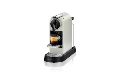 Nespresso CitiZ Espresso Machine by De'Longhi - White
