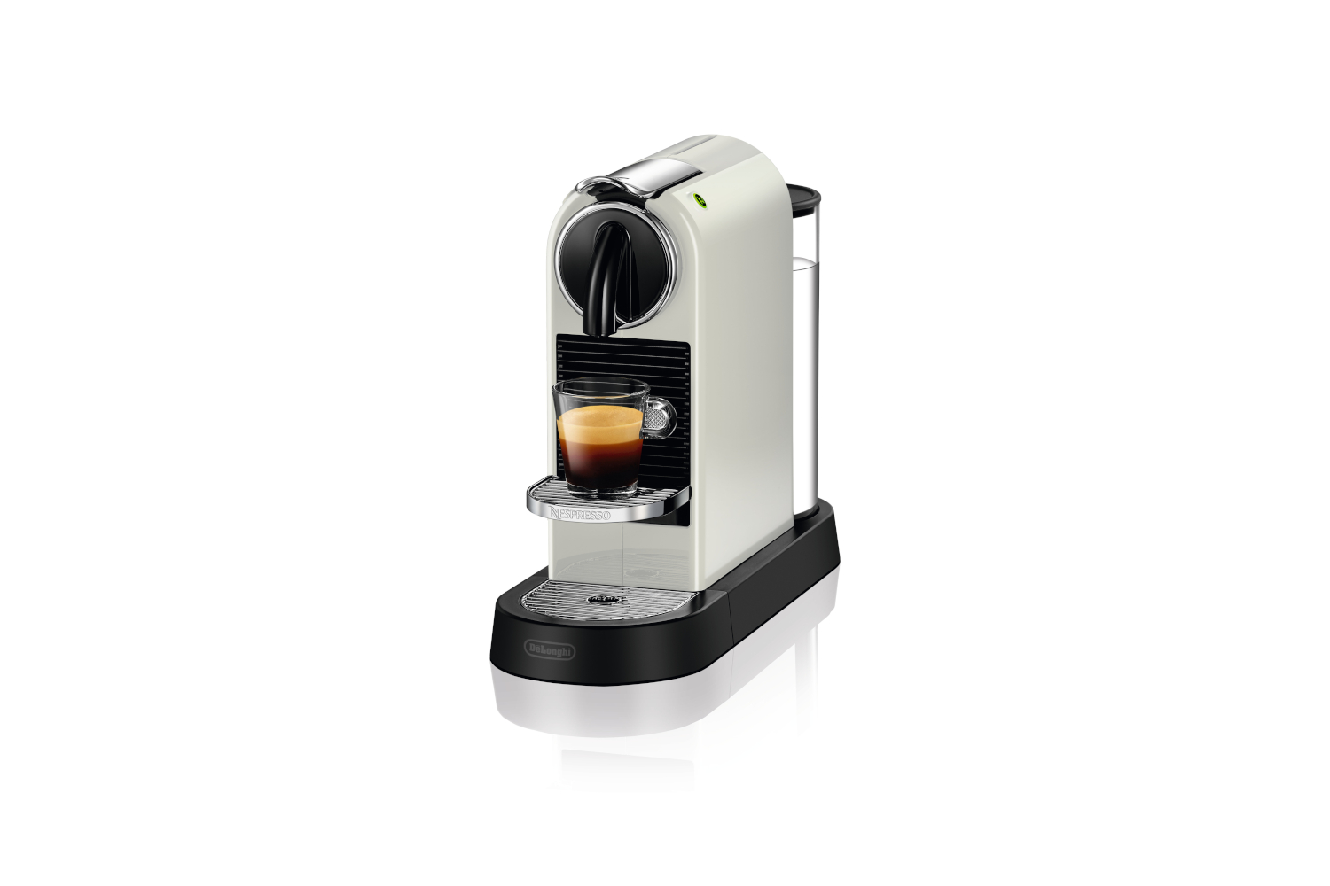 Nespresso CitiZ Espresso Machine by De'Longhi - White