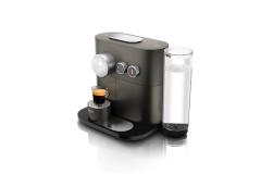 Nespresso Expert Espresso Machine by De'Longhi w/Aeroccino3 - Anthracite Grey