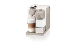 Nespresso Lattissima Touch by De'Longhi - Creamy White