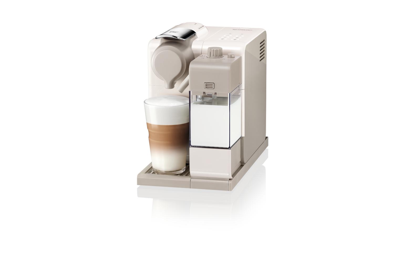 Nespresso Lattissima Touch by De'Longhi - Creamy White