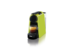 Nespresso Essenza Mini Espresso Machine by De'Longhi - Lime