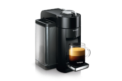 Nespresso Vertuo Coffee & Espresso Machine by De'Longhi - Black