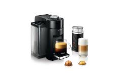 Nespresso Vertuo Coffee & Espresso Machine by De'Longhi w/Aeroccino3 - Black