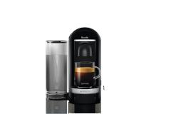 Nespresso VertuoPlus Coffee & Espresso Machine by De'Longhi w/Aerocinno3 - Limited Edition - Black Matte